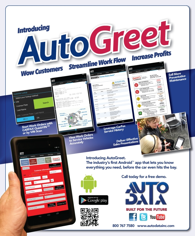 Introducing Auto Greet